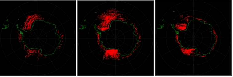 Satellite-Derived Estimates of Antarctic Snow- and Ice-Thickness