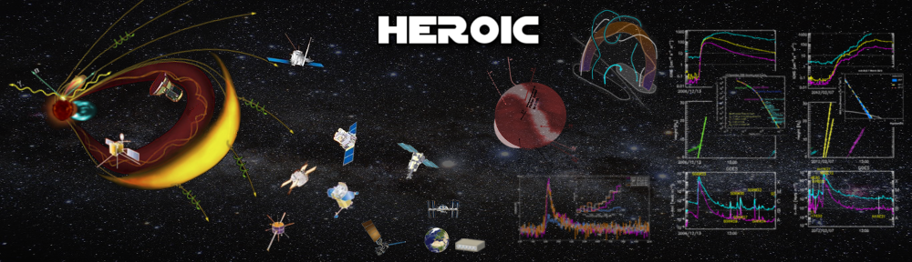 High EneRgy sOlar partICle events analysis (HEROIC)