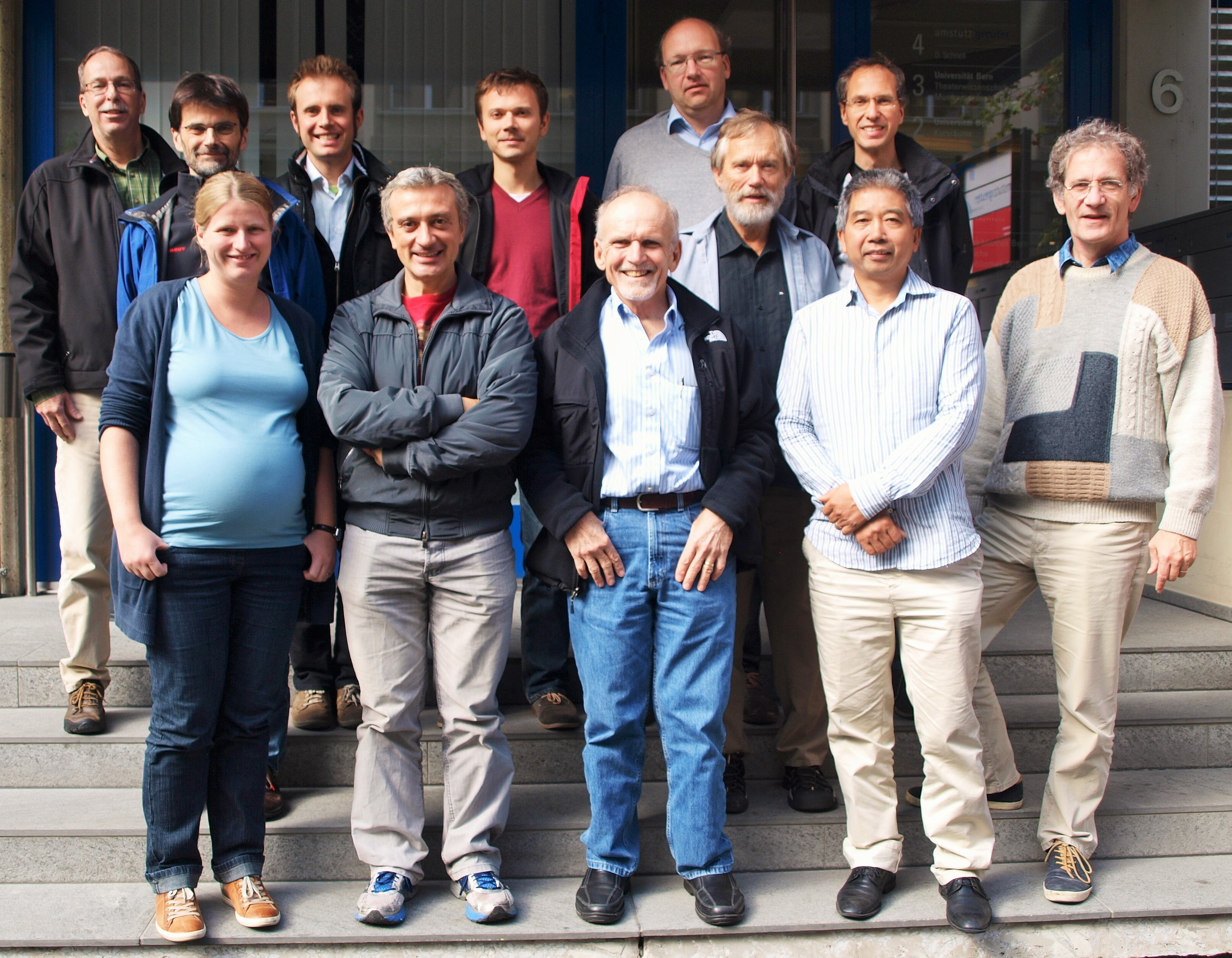 Group Picture: 1st PSCi Meeting Bern
