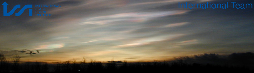 Polar Stratospheric Cloud Initiative (PSCi)