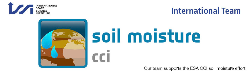 Adding Value to Soil Moisture Information for Climate Studies