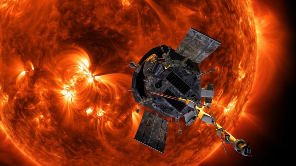 Exploring The Solar Wind In Regions Closer Than Ever Observed Before