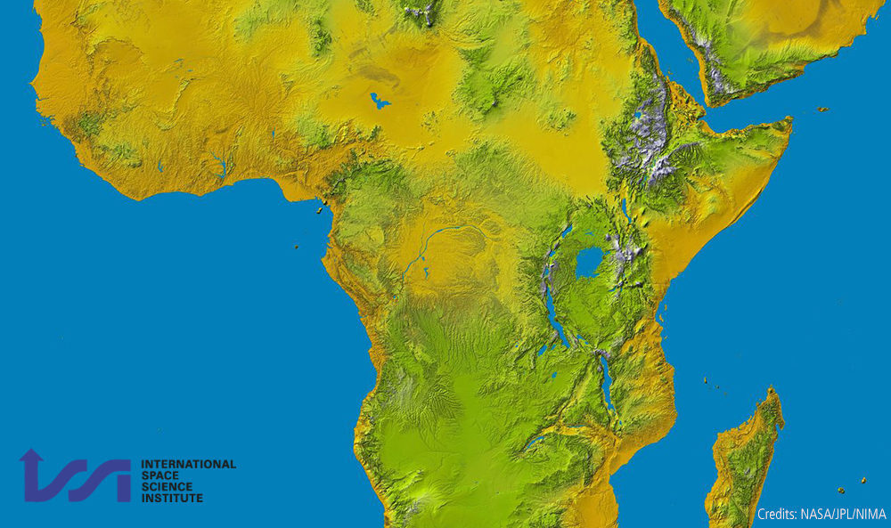 Global Change in Africa
