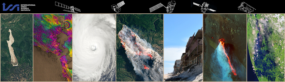 Natural and man-made hazards monitoring by the Earth Observation missions: current status and scientific gaps