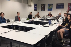 Seminar Room (ISSI Team led by C. Verbeke and M. Mierla)