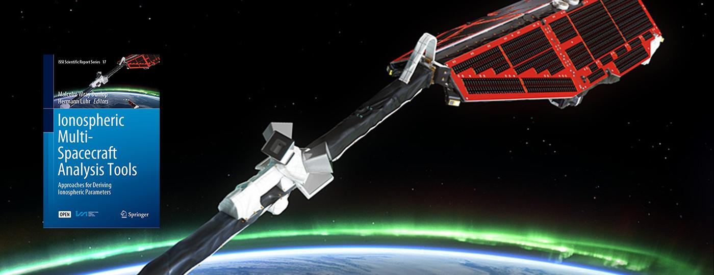 Ionospheric Multi-Spacecraft Analysis Tools  Approaches for Deriving Ionospheric Parameters
