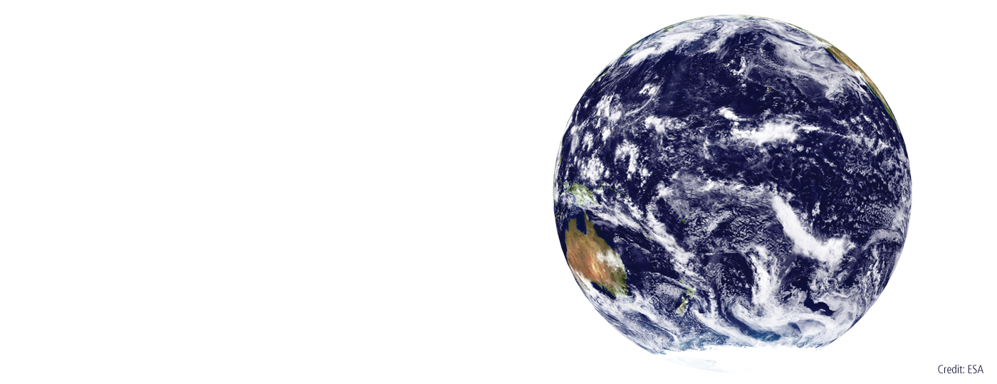The Earth, a Planet like no Other