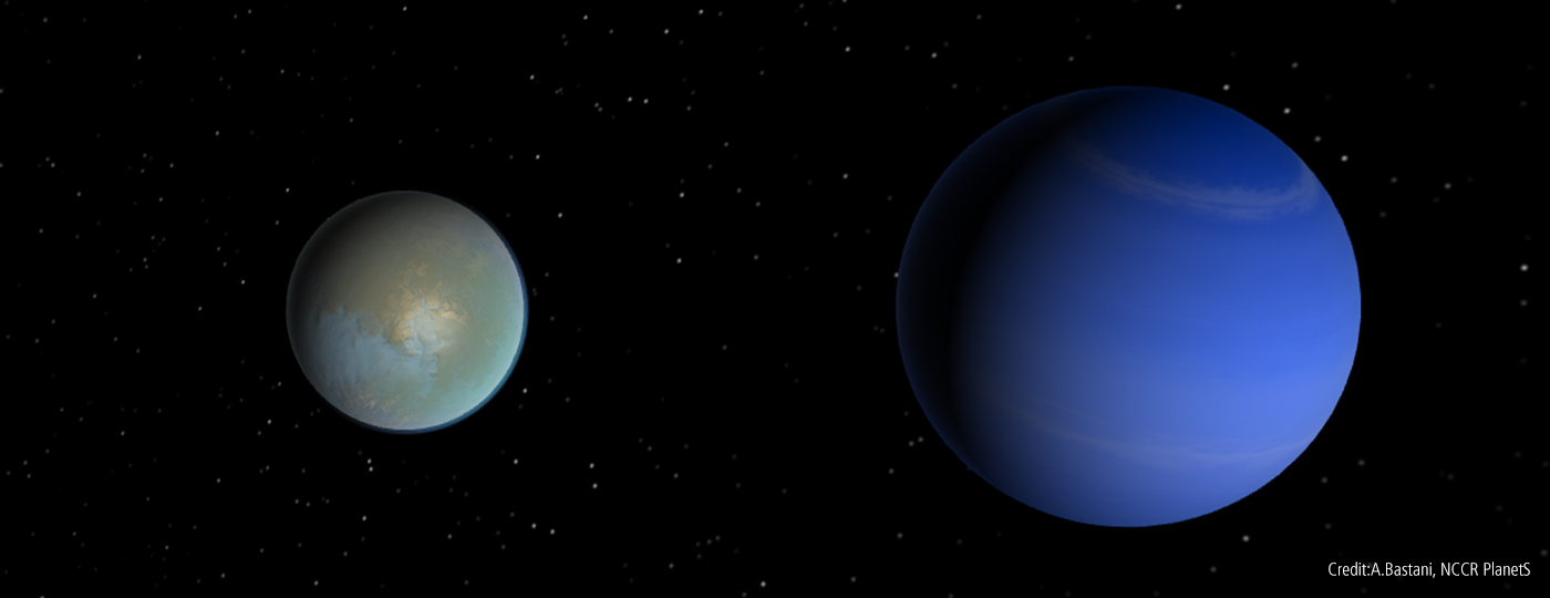 How Water Explains Missing Planets